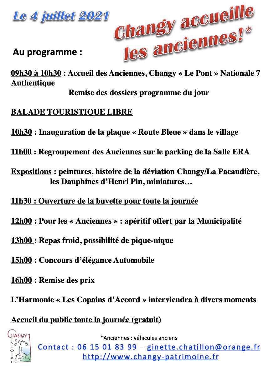 3-Programme du 4 juillet 2021