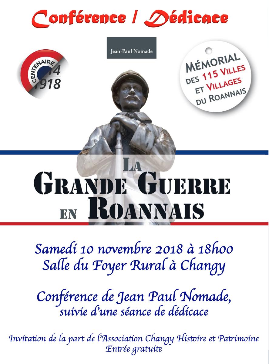 Conférence JP Nomade 2018