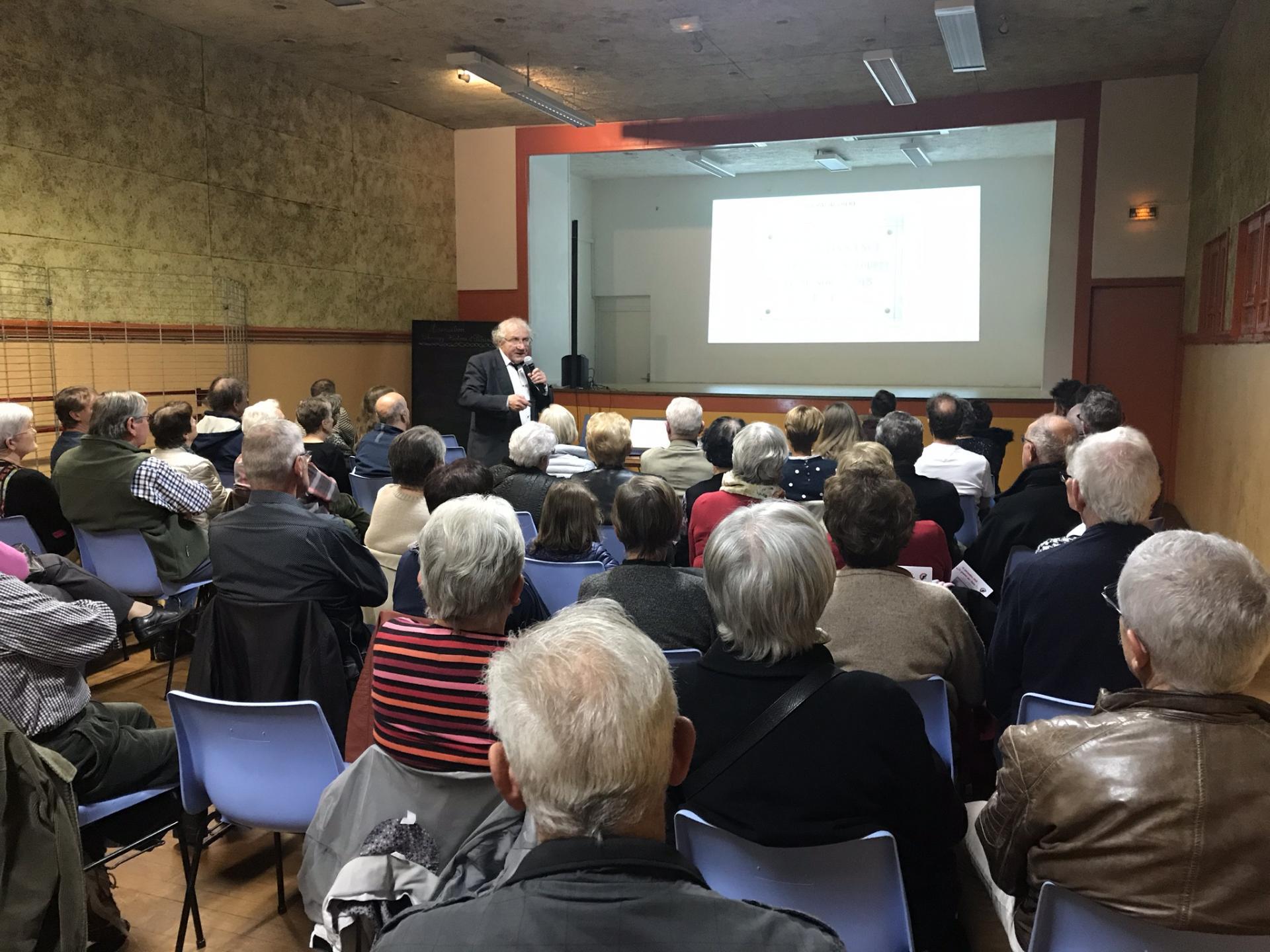 Conférence Jean-Paul Nomade