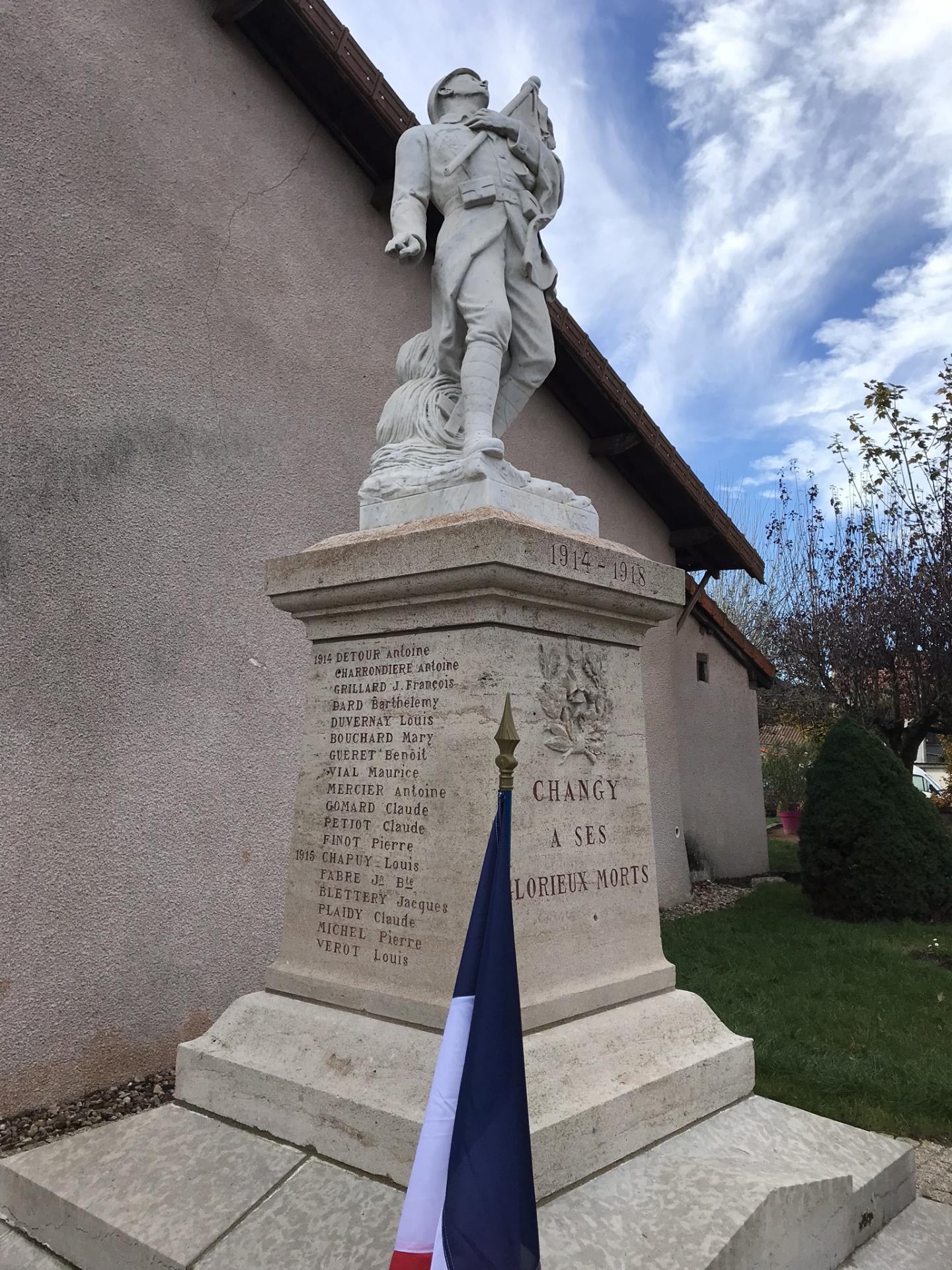 Commémorations du centenaire du 11 novembre 1918