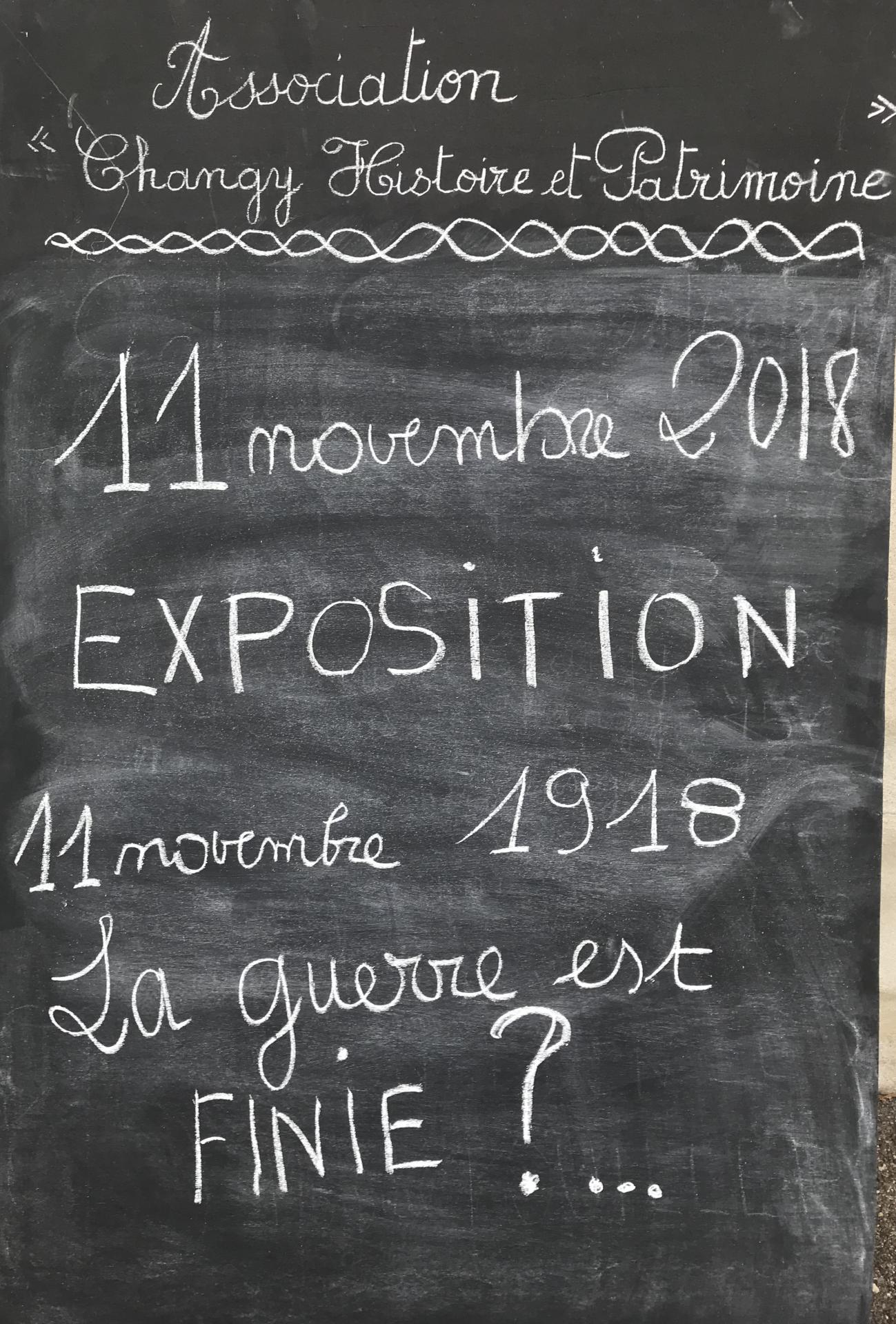 Centenaire 11 novembre 1918