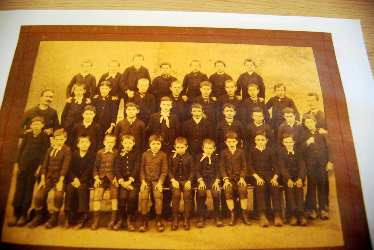 L'école d'autrefois 038