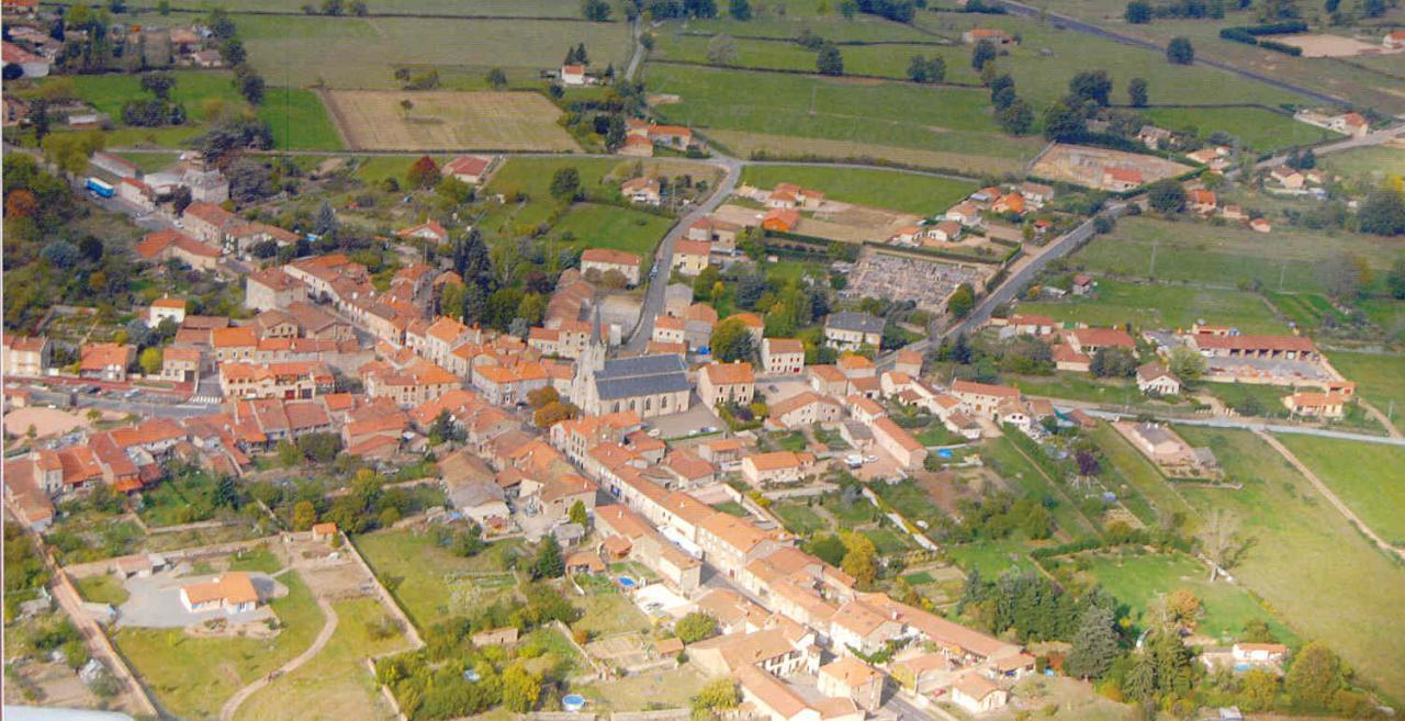 Photo aérienne été 2009