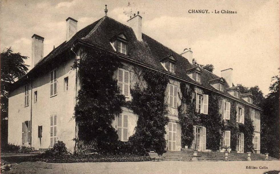 Château de Changy (Loire)