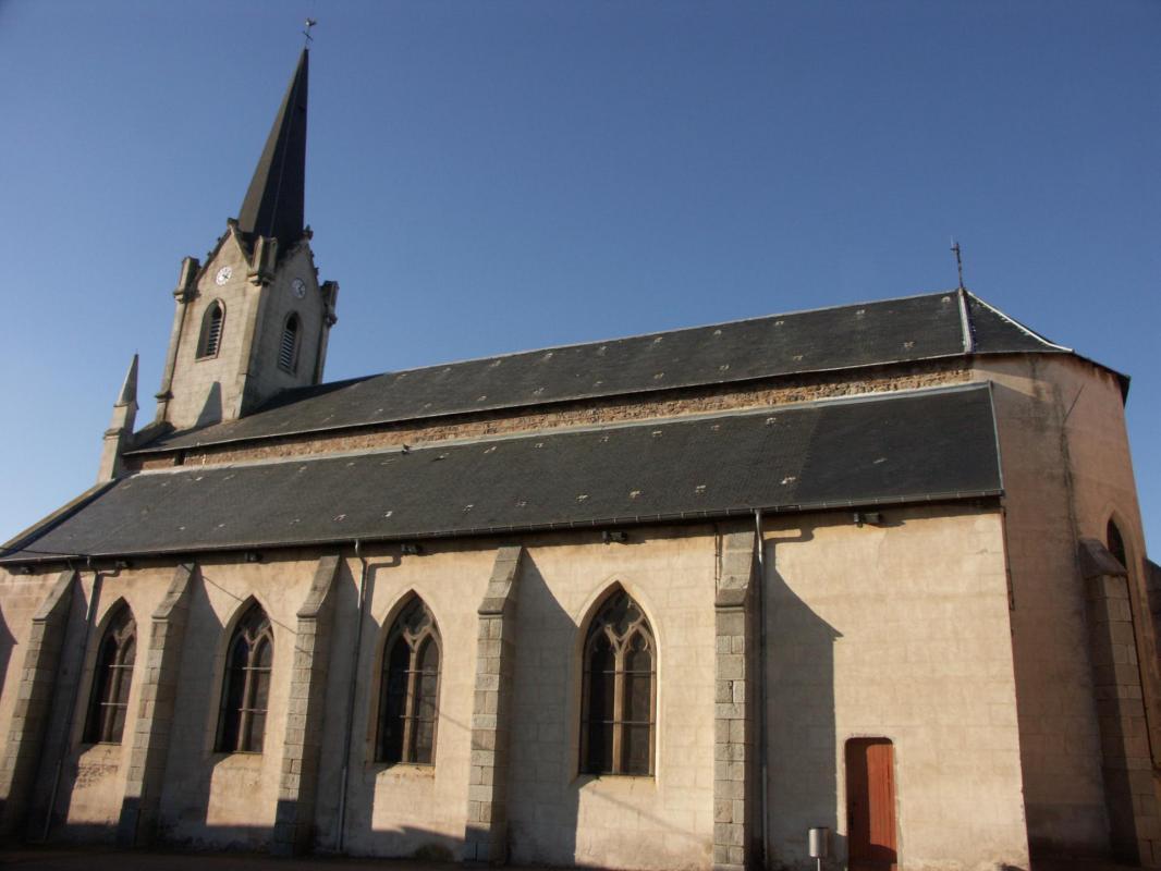Eglise de Changy